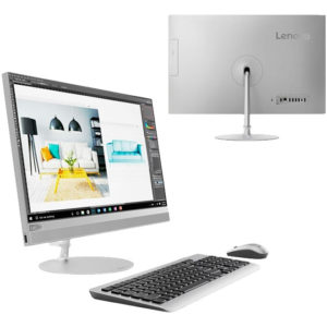 All-In-One Lenovo 520, 21.5 FHD, Intel Core i5-8250u