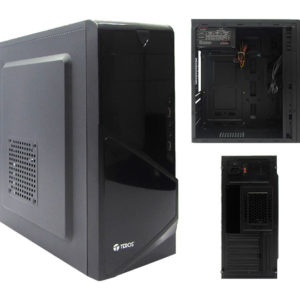 Case TEROS TE-1050N, Mid Tower, ATX, 600w