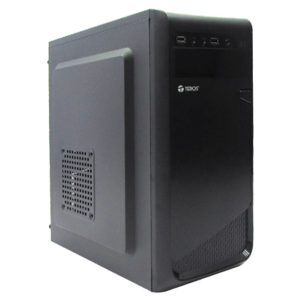 Case TEROS TE-1051N, Mid Tower, ATX, 600w