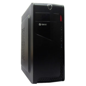 Case TEROS TE1071N, Mid Tower, ATX, 600w