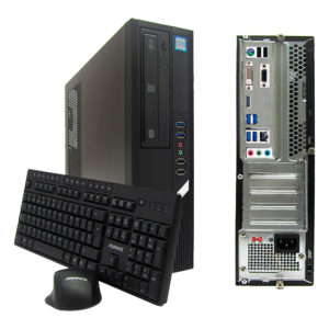 Computadora Advance Vission Open VO2310, Intel Core i3-8100 3.60GHz