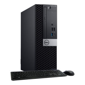 Computadora DELL Optiplex 7060 SFF, Intel Core i5-8500 3.00 Ghz