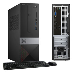 Computadora DELL Vostro SFF 3470, Intel Core i3-8100 3.60 Ghz