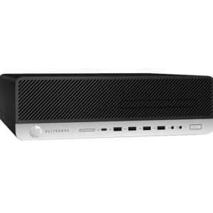 Computadora HP Elitedesk 800 G4 SFF, Intel Core i5-8500 3.0Ghz, 8GB