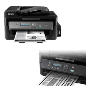 Impresora Multifuncional Epson Workforce M205, Imprime/Copia/Escanea