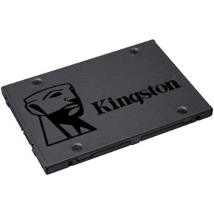Disco Duro de Estado Solido Kingston A400, 480GB, Sata 6GB/S, 2.5""