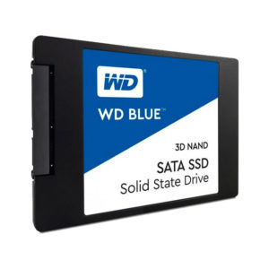 "Disco Duro de Estado Solido Western Digital Blue, 250GB, Sata 6GB/S, 2.5"", 7MM"