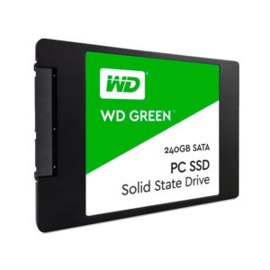 Disco Duro de Estado Solido Western Digital Green, 240GB