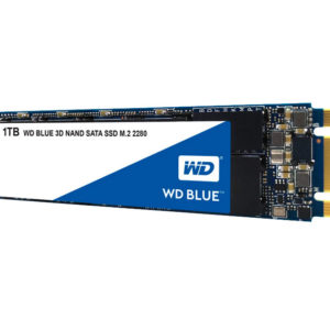 Disco Duro de Estado Solido Western Digital WD BLUE, 1TB