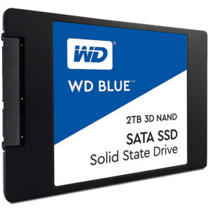 Disco Duro de Estado Solido Western Digital WD BLUE, 2TB
