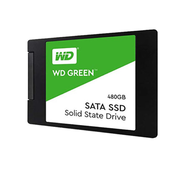 SSD Western Digital Green, 480GB