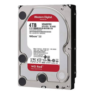Disco Duro Western Digital RED, 4 TB, Sata 6.0
